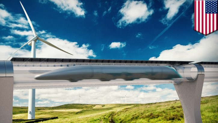 Hyperloop and future transport technology: flying bicycles, maglev podcars, driverless cars Source:https://www.youtube.com/watch?v=YHiKjJEFY6A